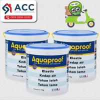 Cat Tembok Waterproofing Aquaproof 4 kg / Cat Pelapis Anti Bocor