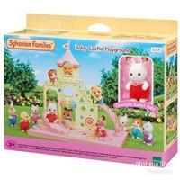 Sylvanian Family Baby Castle Playground Taman Bermain Istana Doll