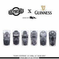 Gelas Holywings X Guiness by Darbotz