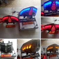 lampu stop 3in1 vario 150 new lampu stop variasi new lampu stop