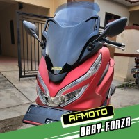 NEW COVER BABY FORZA PNP PCX LOKAL 2018