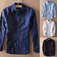 Baju Kemeja Bernard Premium Class Limited Editions - Hitam, M