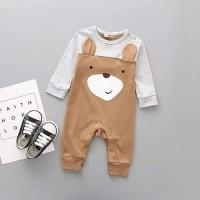 Jumper bayi/Baju bayi/Pakaian bayi/Setelan bayi lucu