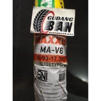 Ban maxxis 60 90 - 17 bebek import Motor luar kecil ma v6 kecil TT mod