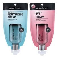 Veraclara - Hyaluron Moisturizing Cream and Collagen Eye Cream 27gr