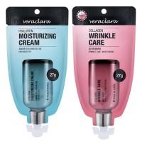 Veraclara - Hyaluron Moisturizing Cream and Collagen Wrinkle Care 27gr