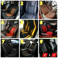 COVER JOK MOBIL / CAR SEAT APV LUXURY MB TECH SUPERIOR GOOD QUALITY