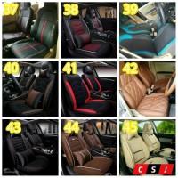 COVER JOK MOBIL / CAR SEAT APV LUXURY LADERLUX GOOD QUALITY (PERMANEN)