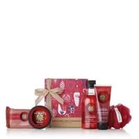 ORIGINAL Paket Gift Set The Body Shop Strawberry