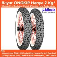 Motor Ban Mizzel 225 Ring 17 Kembang Tahu Power Tred