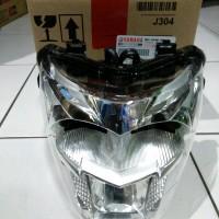 Reflektor-HeadLamp-Lampu Depan Yamaha Vixion New R LED QQwaX