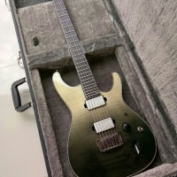 Gitar Elektrik Ibanez S Axion Label S61AL S61 AL S 61AL S 61 AL Blac