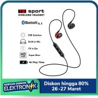 Deep Bass Headset Bluetooth High Value Sport Wireless Earphone T2