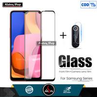 Paket Tempered Glass Layar Dan Camera Samsung A20s