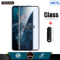 Aladoy Tempered Glass Layar dan Lens Camera Vivo Z1 PRO