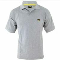 Polo shirt-Tshirt-Kaos Kerah CATERPILLAR Keren Terlaris