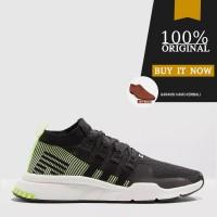 Sepatu Sneakers Original Sepatu Adidas EQT Support Mid Adv - Black