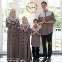baju copel keluarga samawa family mat cotton dylan hq ori by kanza