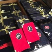 Al Quran Gift Ar Rafi Hajj Red