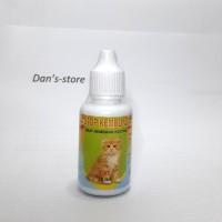 stop kembung cat - obat kembung kucing mual lambung sakit pencernaan