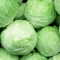 Sayur Kol putih 500g sayuran hijau segar sehat harga grosir murah