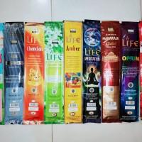 Hio Dupa Buhur Wangi India Aromaterapi Darshan Incense Long 1 Pack
