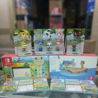 New V2 (HAC-001) (01) Nintendo Switch Animal Crossing Limited Edition