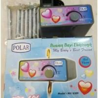 Bouncer Bayi Elektrik Polar ayunan anak electrik