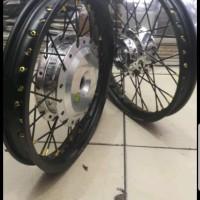 Motor Set Velg Tdr Ring 14 125 Spacy Scopy Beat Vario Stel Sama Sudah