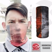 CK Bandana 1508009 Masker Multifungsi Indonesia