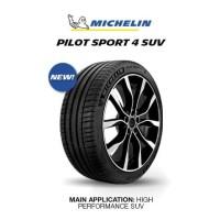 Ban 255/50 R19 Michelin Pilot Sport 4 SUV BMW X5 MERCEDES