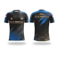 Kaos Jersey Baju Pencak Silat Bela Diri Martial Art Custom REIFP277