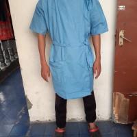 baju pasien kimono baju bed rest kimono baju orang sakit pasien kimon