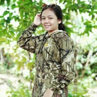 Baju Camo Berburu Hunting Kamuflase Junggle Woods Hoodie
