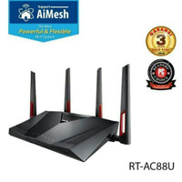 Router ASUS RT-AC88U Wireless AC 3100 Dual Band