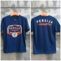 Kaos Baju T-shirt Persija Jakarta 2 Kaos Distro Kaos Pria