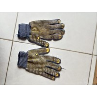 Sarung Tangan Bintik Abu