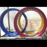 VELG / RIM TAKASAGO EXCEL ASIA SUPERMOTO RING 17 LEBAR 250 & 300 (36H)