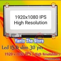 Layar LCD LED Asus FX503 FX503V FX503VM 15.6 Slim 30 Pin FULL HD IPS
