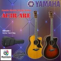 Yamaha Acoustic Electric Guitar AC3R ARE / AC-3R gitar akustik listrik
