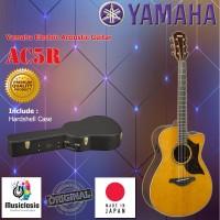 Yamaha Electric Acoustic Guitar AC5R / AC-5R gitar listrik akustik