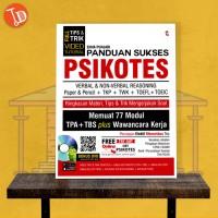 PANDUAN SUKSES PSIKOTES VERBAL &NONVERBAL : MEMUAT 71 MODUL