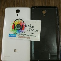 Backcover Tutup Baterai Xiaomi Redmi Note 1 Backdoor Original Oem