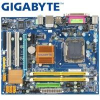 GIGABYTE GA-G31M-ES2L Desktop Motherboard G31 Socket LGA 775 For