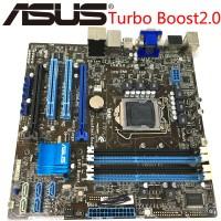 Asus P8H67-M PRO Desktop Motherboard H67 Socket LGA 1155 i3 i5 i7