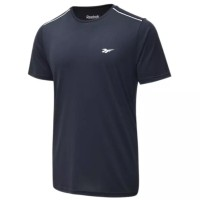 Re*bok Running Tee Sport Shirt Man Baju Olahraga Pria Cowok Original