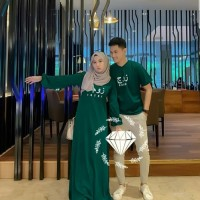 Baju Couple Muslim Batik Couple Batik Pasangan Kapelan Hidup Sampoerna