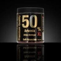 DIS Artemia 50% Soft Granulate XL 150g makanan ikan fish food
