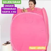 Alat pelangsing sauna room portable spa steam badan murah