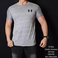 baju kaos gym MISTY / baju pria olahraga gym santai